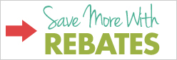 Save More With a Manufacturer Rebate