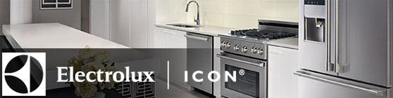 Electrolux icon appliances electrolux icon appliances are designed to