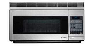 Microwave hood combinations free up counter space while providing ...