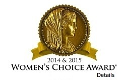 Speed Queen earned the 2014 Women's Choice Award for being the most recommended luxury washer & dryer in America.